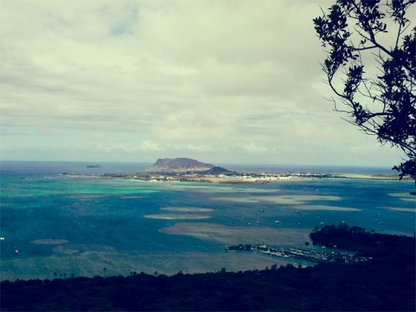 Kaneohe hike 1